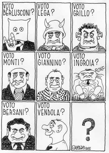 dichiarazionidi voto