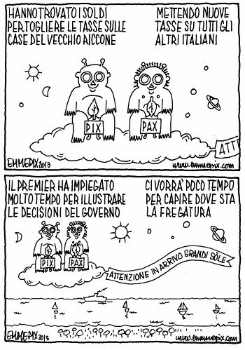 visti dagli UFO