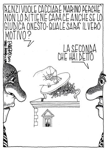 in Italia è vietato scoperchiare le pentole