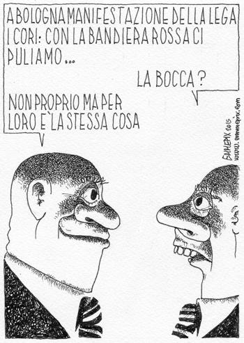 i fascisti di Salvini