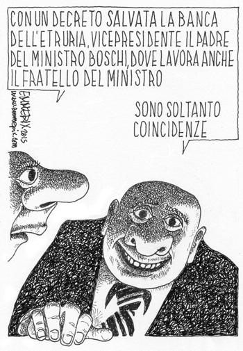 la solita storia all'italiana